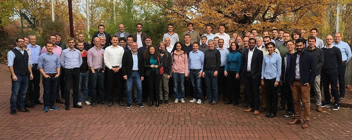 group picture of the Open ADx workshop
