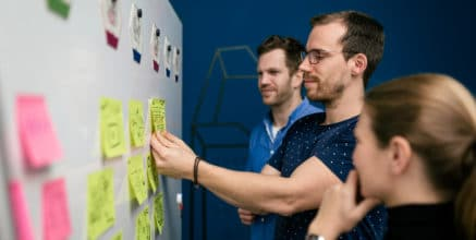 Incorporating Design Thinking into meetings – Lessons learned