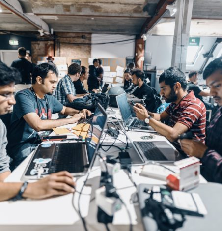 BCX19: IoT hackathon for the factory of the future