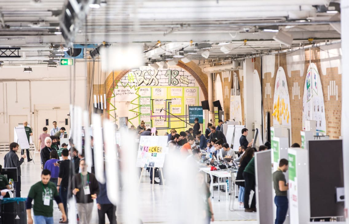 BCX18 Industry 4.0 & Manufacturing Hack Challenge