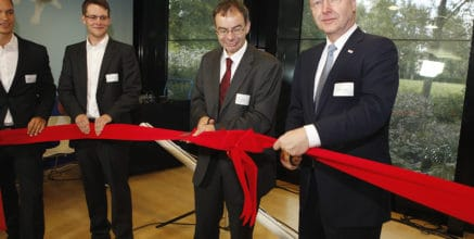 Opening ceremony: Bosch Internet of Things Lab, a cooperation of HSG and Bosch