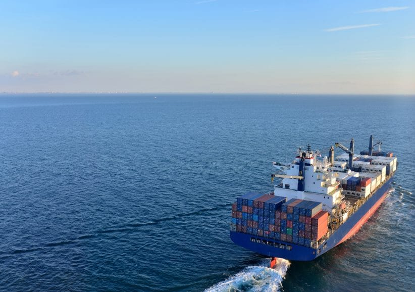 Container 4.0: Smart transport on the high seas