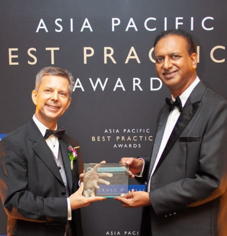 Bosch – 2019 IoT Vendor of the Year in Asia Pacific