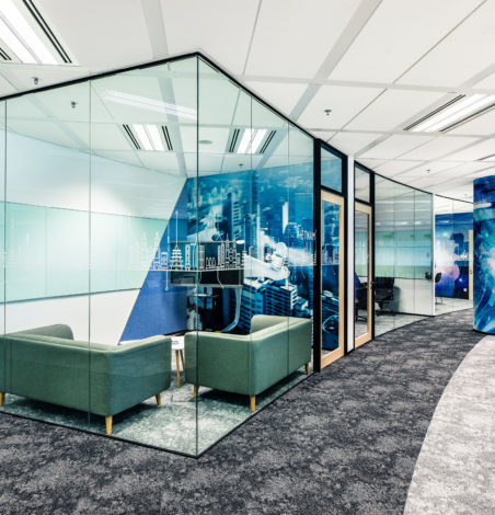 Bosch Singapore campus: smart building concept turned reality
