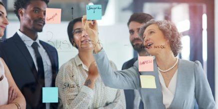 How established brands collaborate effectively with startups