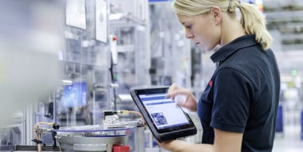 Industry 4.0 in 2017 – a quick look at the powerful 7