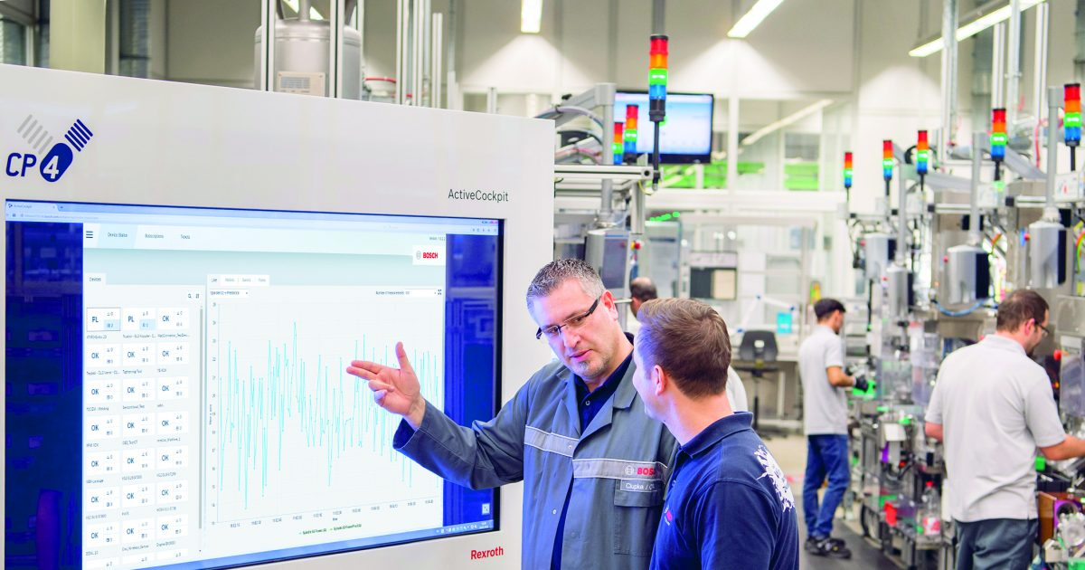 Industry 4 0 provides new possibilities for preventive