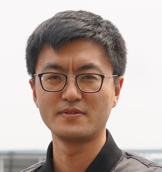 Alex Xu, Product Owner of smart locks at Bosch Smart Life Technology