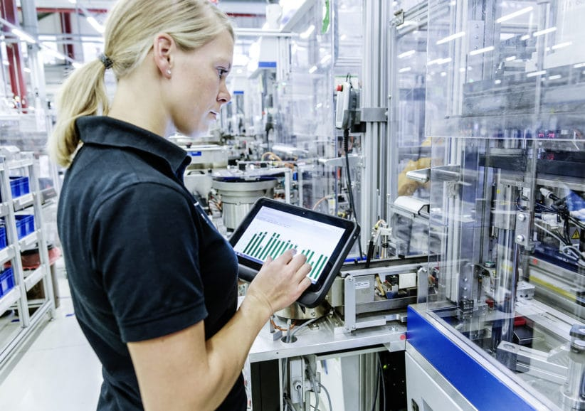 Data is key raw material for Industry 4.0