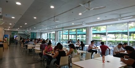 Connected canteen: how to lunch in comfort with the IoT