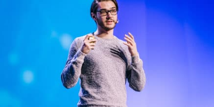 Thinking out loud – Dominik Schiener on blockchain