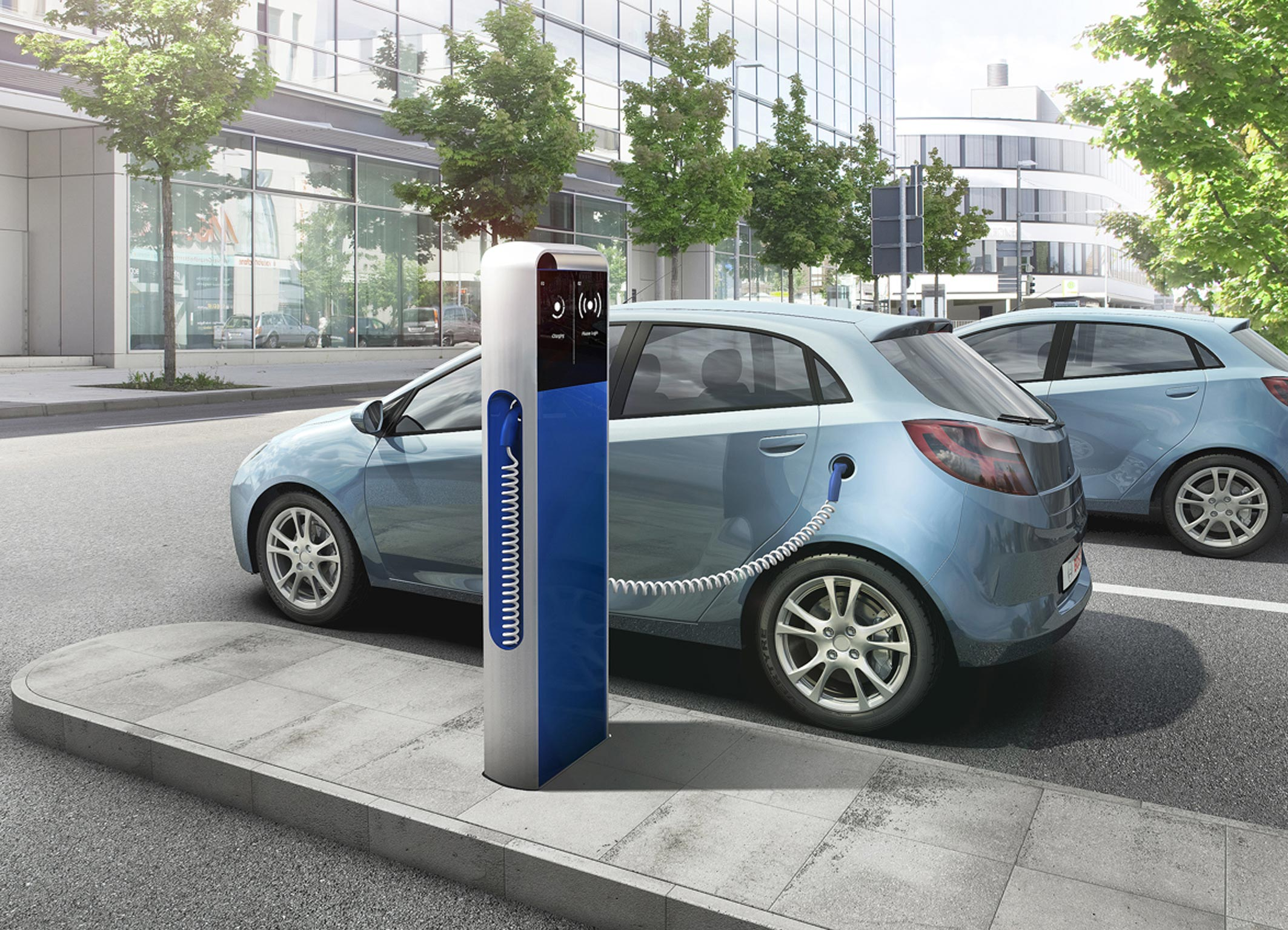eMobility charging station