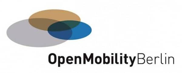 Logo of Open Mobility Berlin
