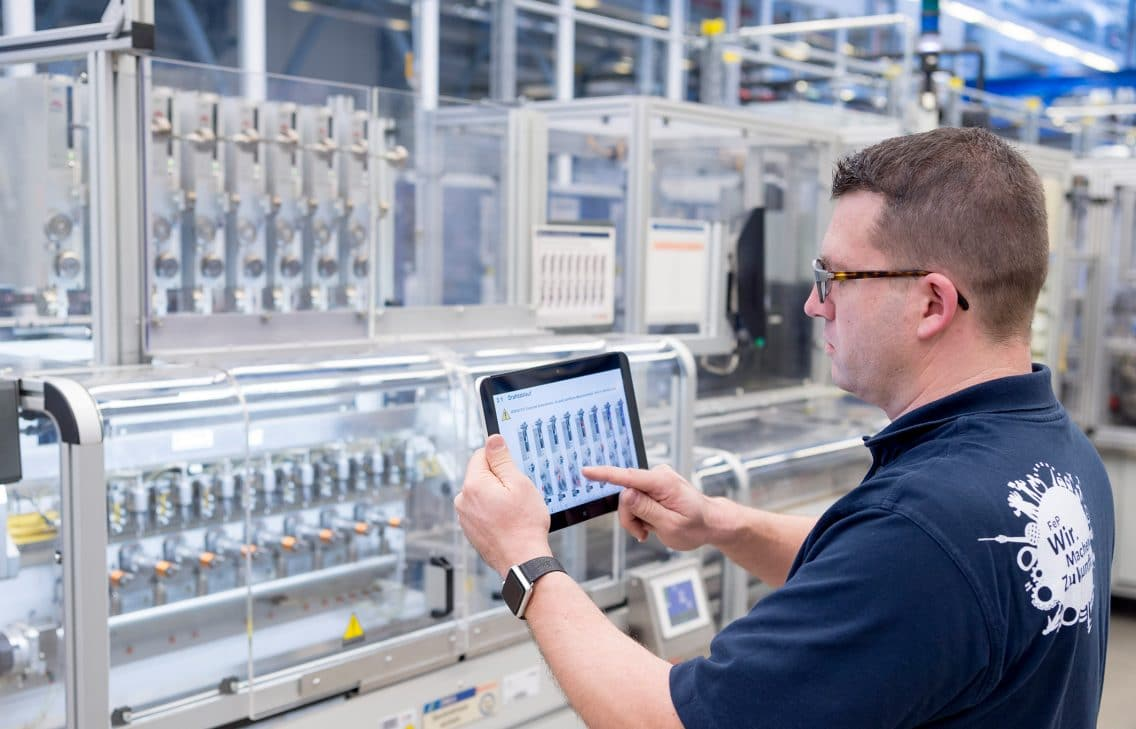 plant stuttgart feuerbach manufacturing analytics production