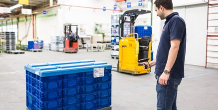 What pragmatic real-time logistics is all about