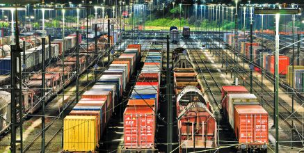 How freight cars are connected to the internet